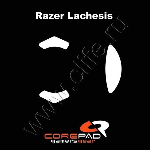 Аксессуары для киберспорта Corepad Gamers Gear Corepad Razer Lachesis