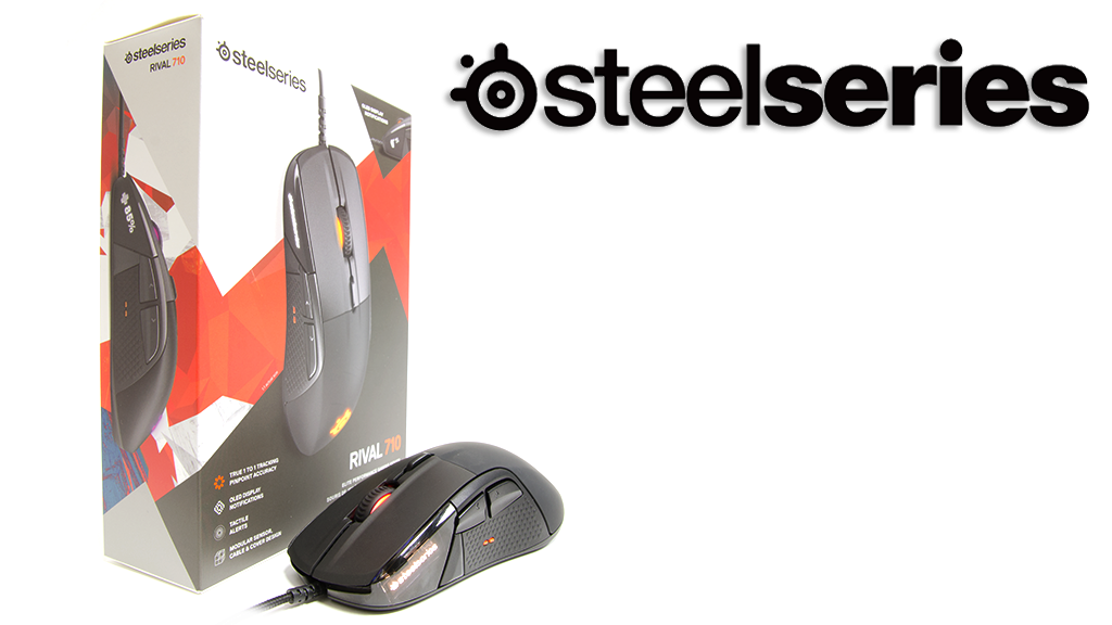Обзор SteelSeries Rival 710