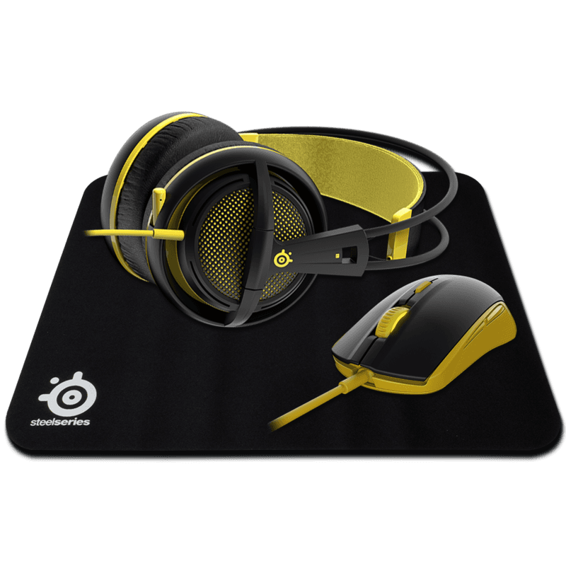 SteelSeries Proton Yellow - фото 2
