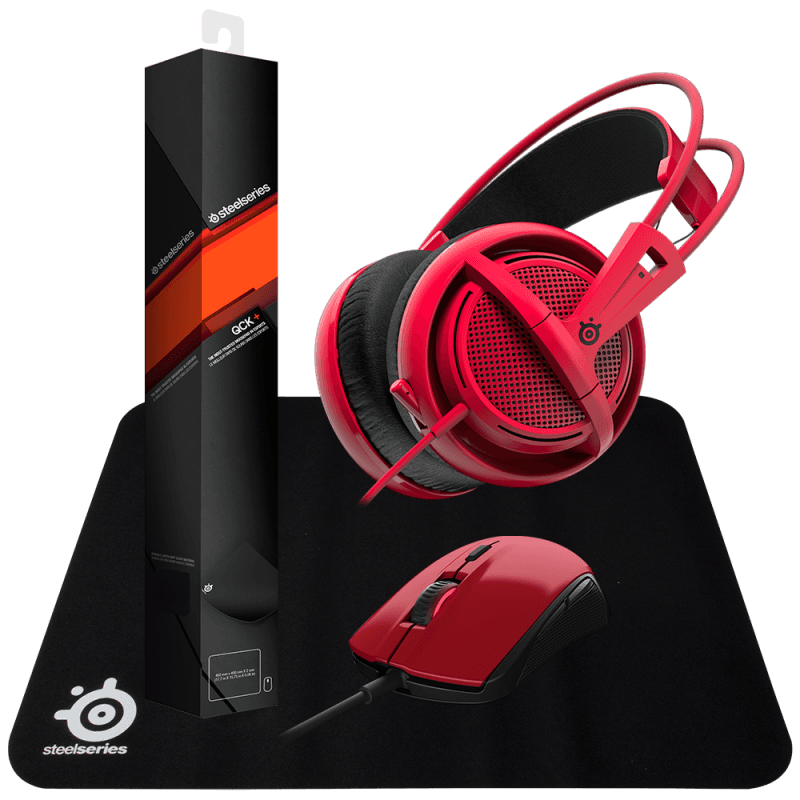 SteelSeries Forged Red - фото 2