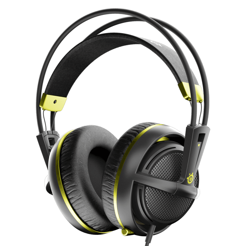 SteelSeries Siberia 200 Alchemy Gold