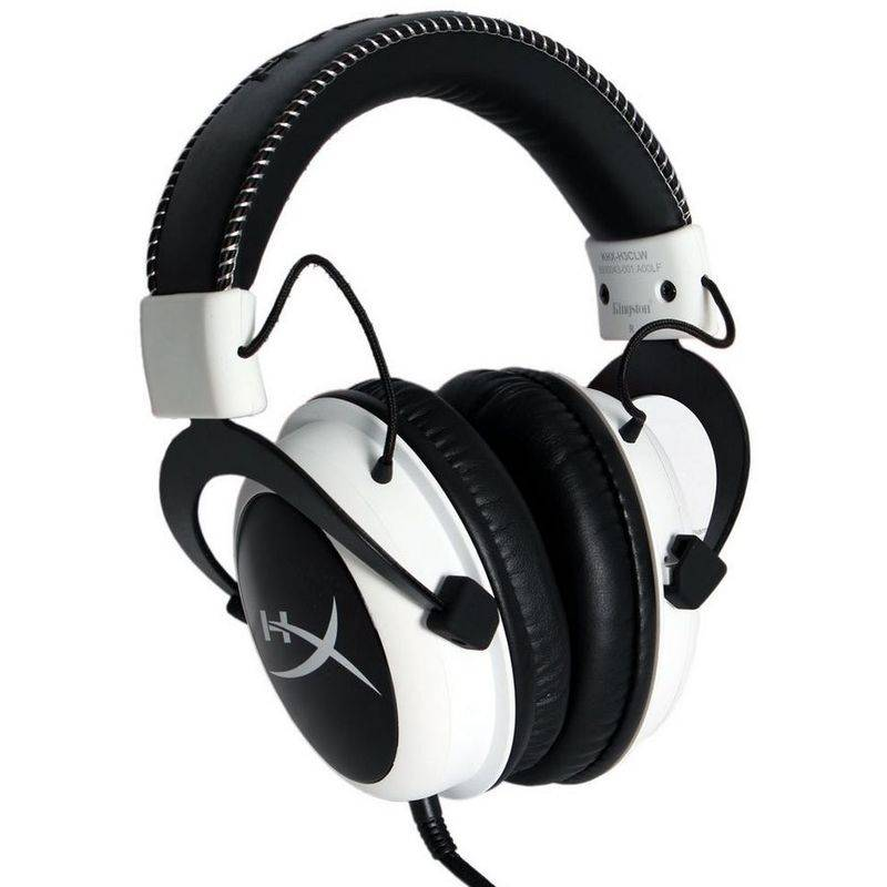 Наушники Kingston HyperX Cloud White - фото 2