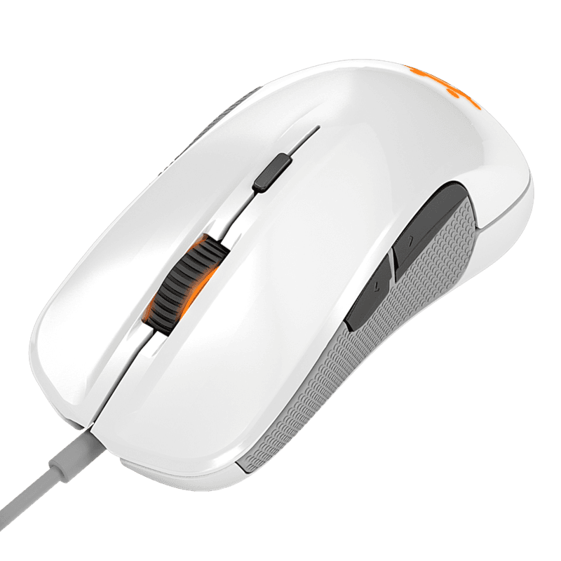 SteelSeries Rival 300 White
