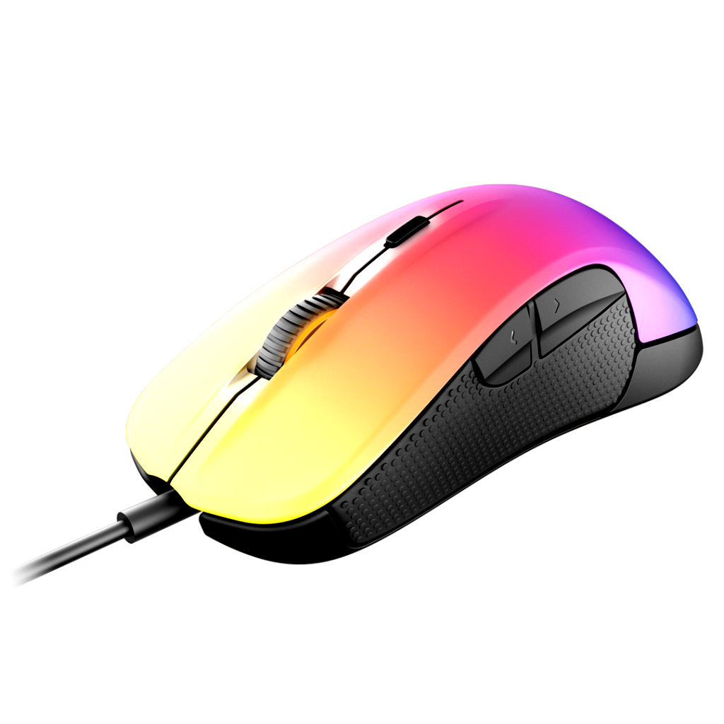 SteelSeries Rival 300 CS:GO Fade Edition - фото 1