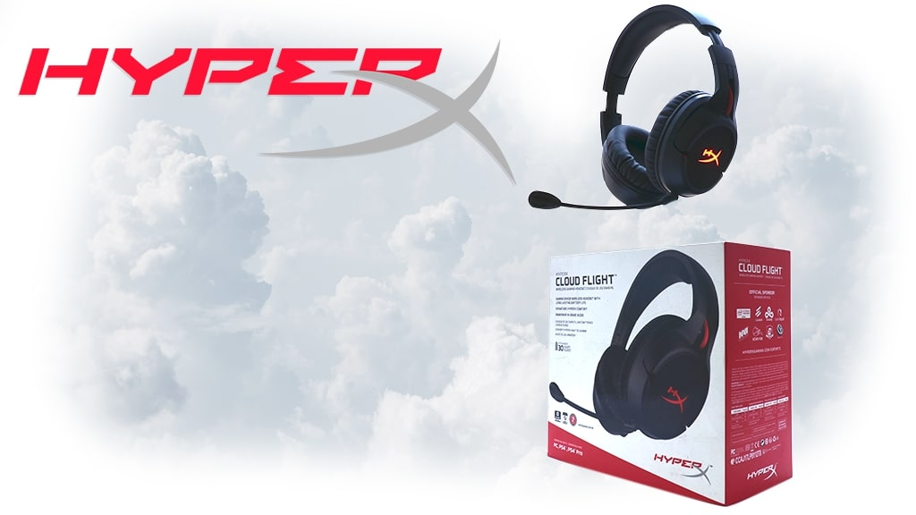 Обзор HyperX Cloud Flight