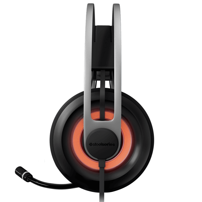 SteelSeries Siberia Elite Black - фото 2