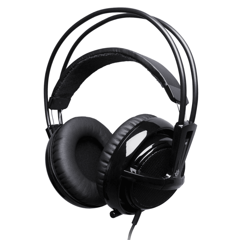 SteelSeries Siberia v2 Black - фото 1
