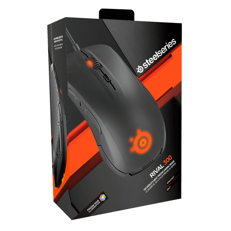 SteelSeries Rival 300 Black - фото 6
