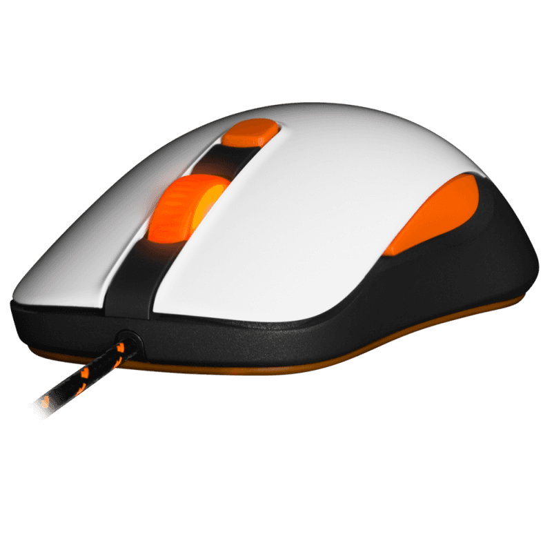 Мышь игровая SteelSeries Kana v2 White