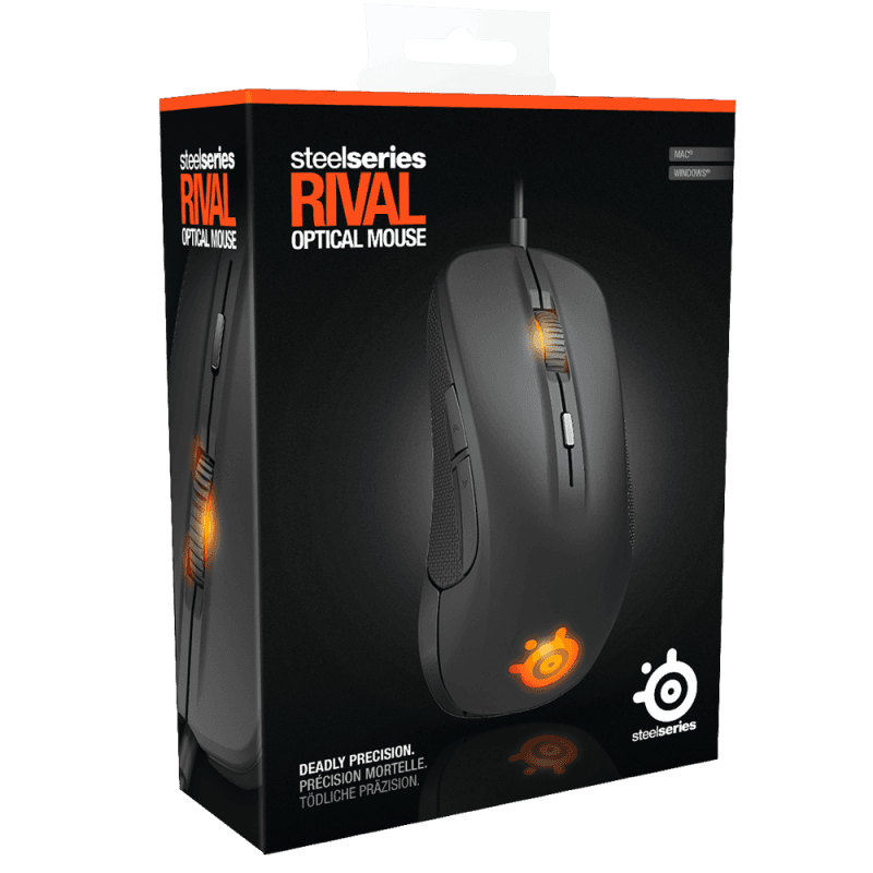 SteelSeries Rival - фото 5