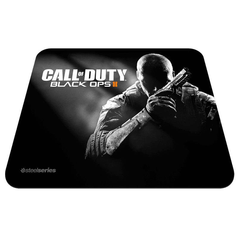 SteelSeries QcK COD Black Ops II Soldier - фото 1