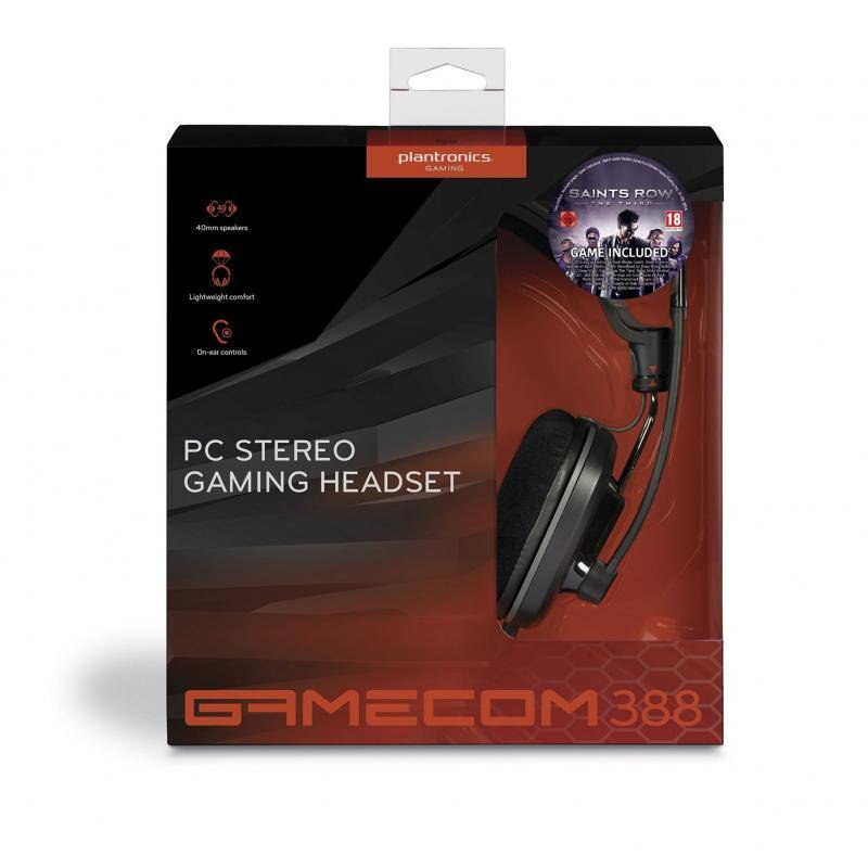 Plantronics GameCom 388 - фото 2