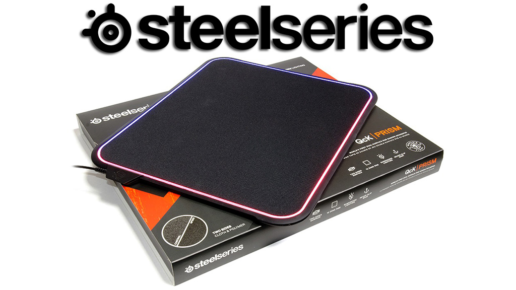 Обзор SteelSeries QcK Prism