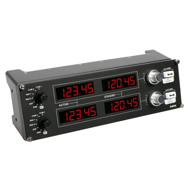 Джойстик Saitek Pro Flight Radio Panel - фото 1
