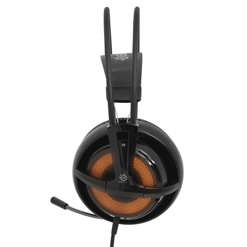 SteelSeries Siberia v2 Heat Orange - фото 2