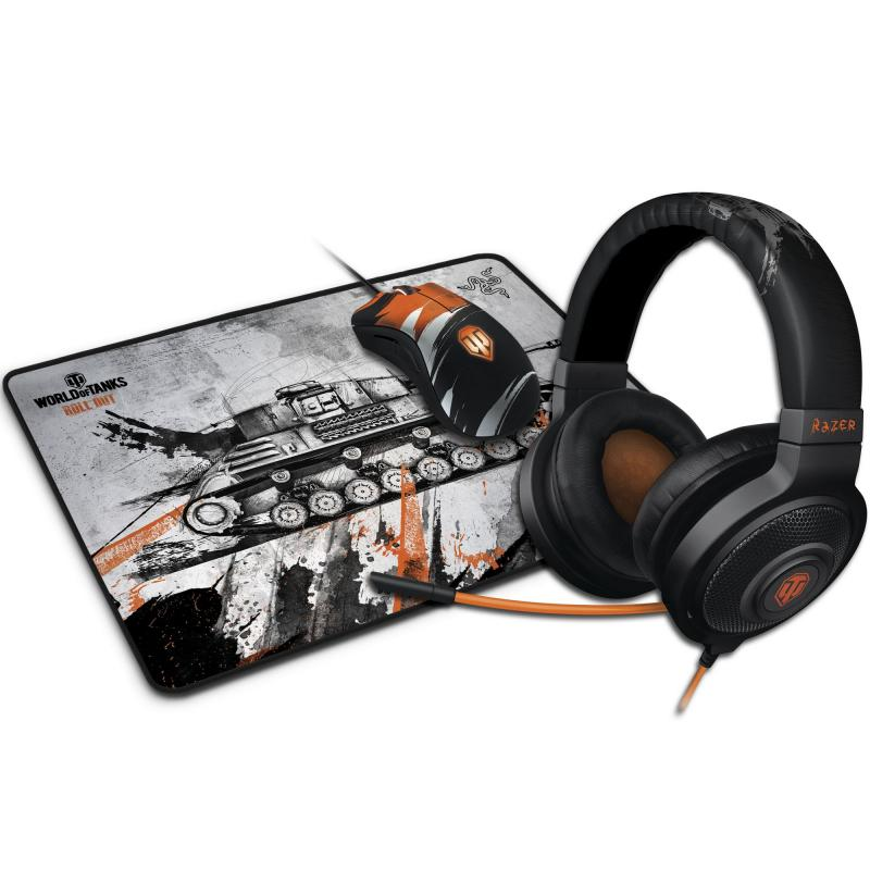 Razer World of Tanks Bundle - фото 1