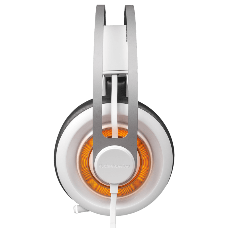 SteelSeries Siberia Elite Prism White - фото 5
