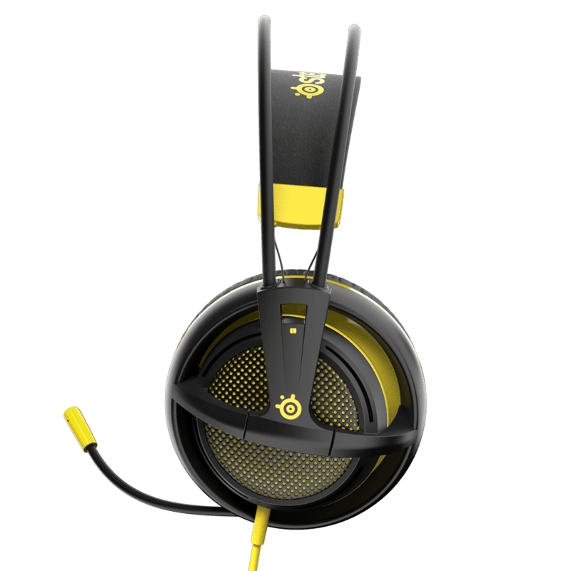 SteelSeries Siberia 200 Proton Yellow - фото 6