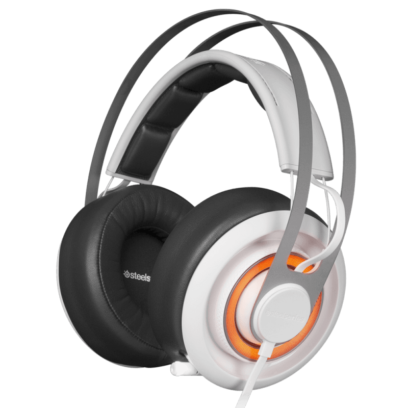 SteelSeries Siberia Elite Prism White - фото 2