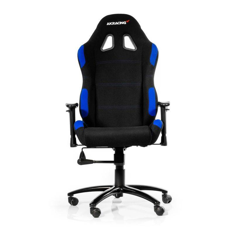 AKRacing Gaming Chair Black Blue - фото 6