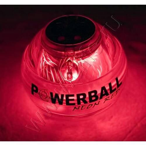 PowerBall NEON Red PRO - фото 3