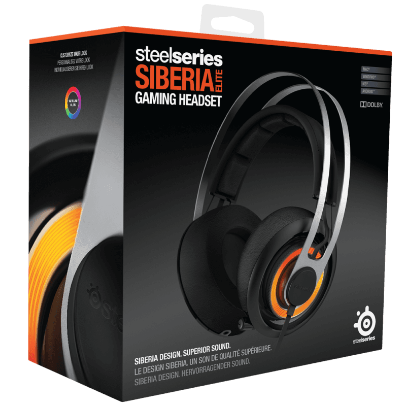 SteelSeries Siberia Elite Prism - фото 9