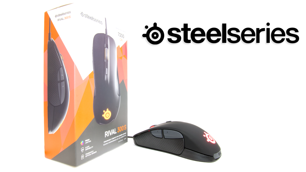 Обзор SteelSeries Rival 300S Black