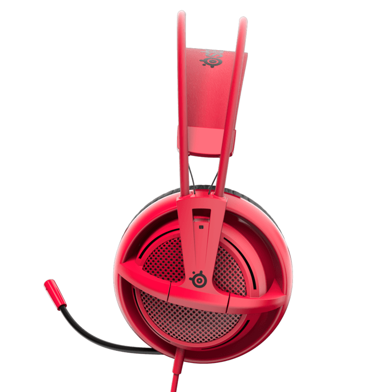 Наушники SteelSeries Siberia 200 Forged Red - фото 3