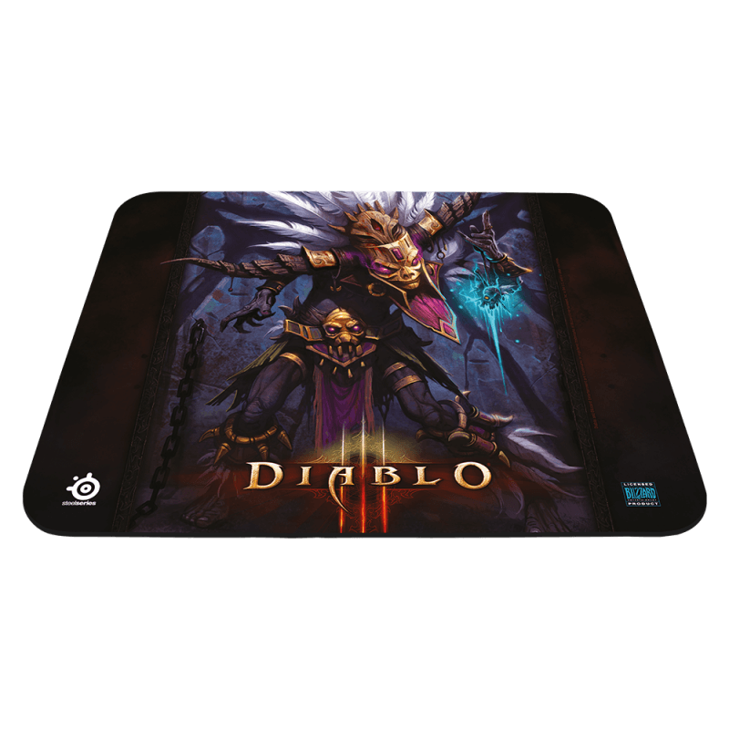 SteelSeries QcK Witch Doctor Edition Diablo III - фото 1