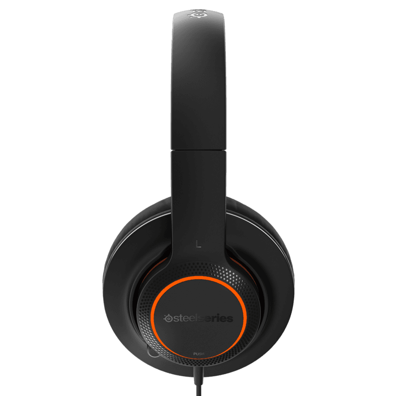 SteelSeries Siberia 100 Black - фото 4