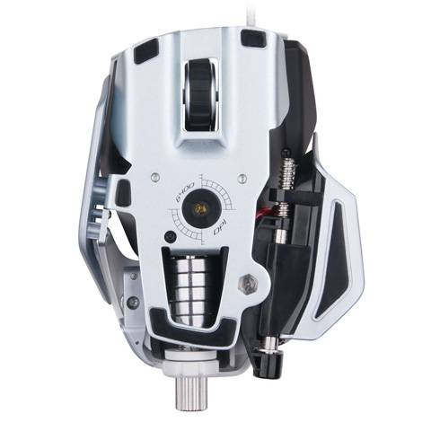 Mad Catz R.A.T. 7 Gloss White - фото 5