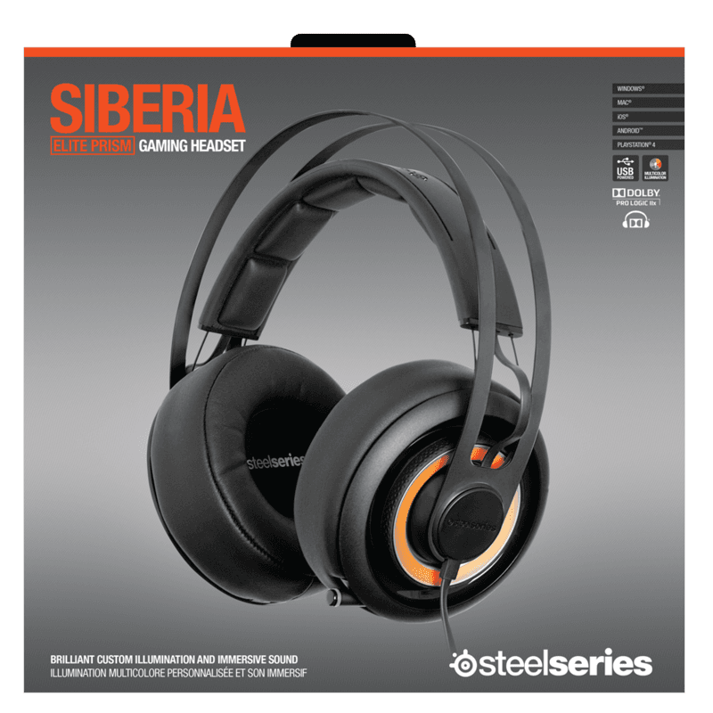 SteelSeries Siberia Elite Prism - фото 7