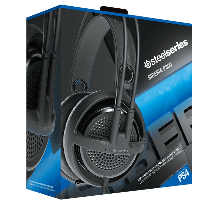 SteelSeries Siberia P300 - фото 6