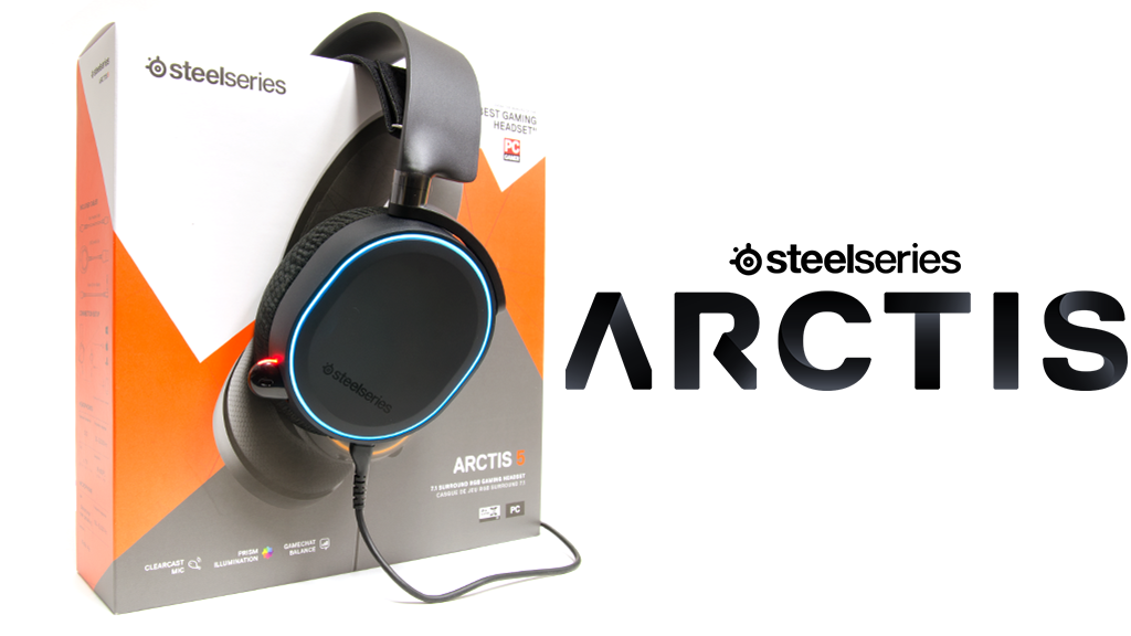 Обзор SteelSeries Arctis 5 2019 Edition