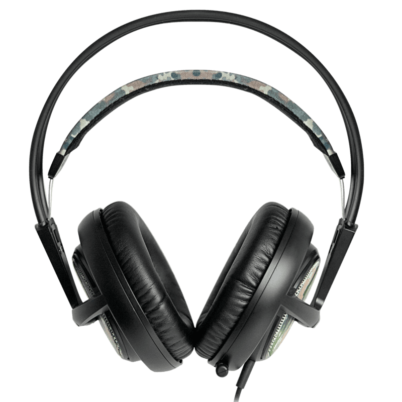 SteelSeries Siberia v2 Counter Strike: Global Offensive Edition - фото 5