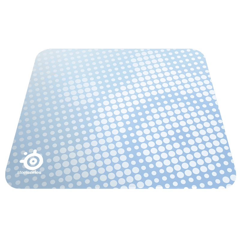 SteelSeries QcK Frost Blue - фото 1