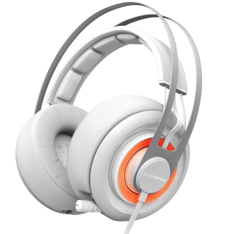 SteelSeries Siberia Elite White - фото 1
