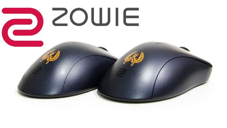 Обзор Zowie by BenQ EC1-B CS:GO и EC2-B CS:GO
