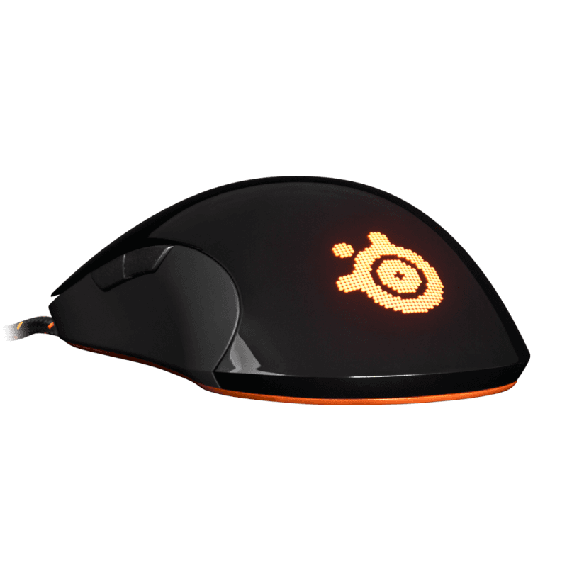 SteelSeries Sensei RAW Heat Orange - фото 2