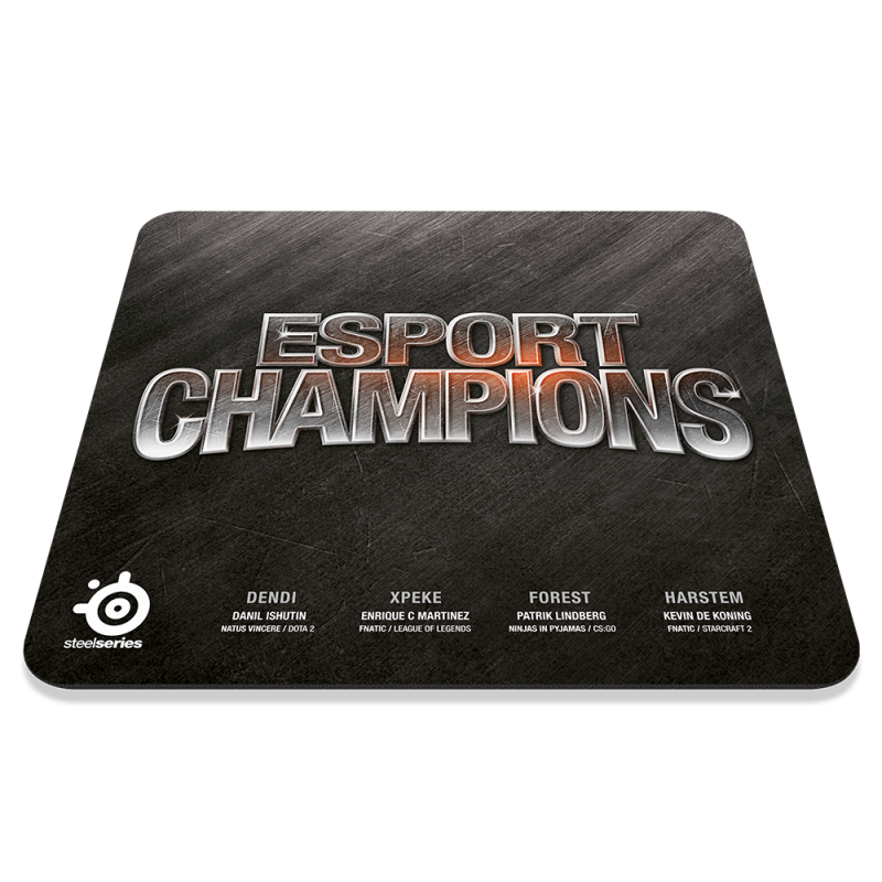 SteelSeries QcK+ eSport Champions - фото 1