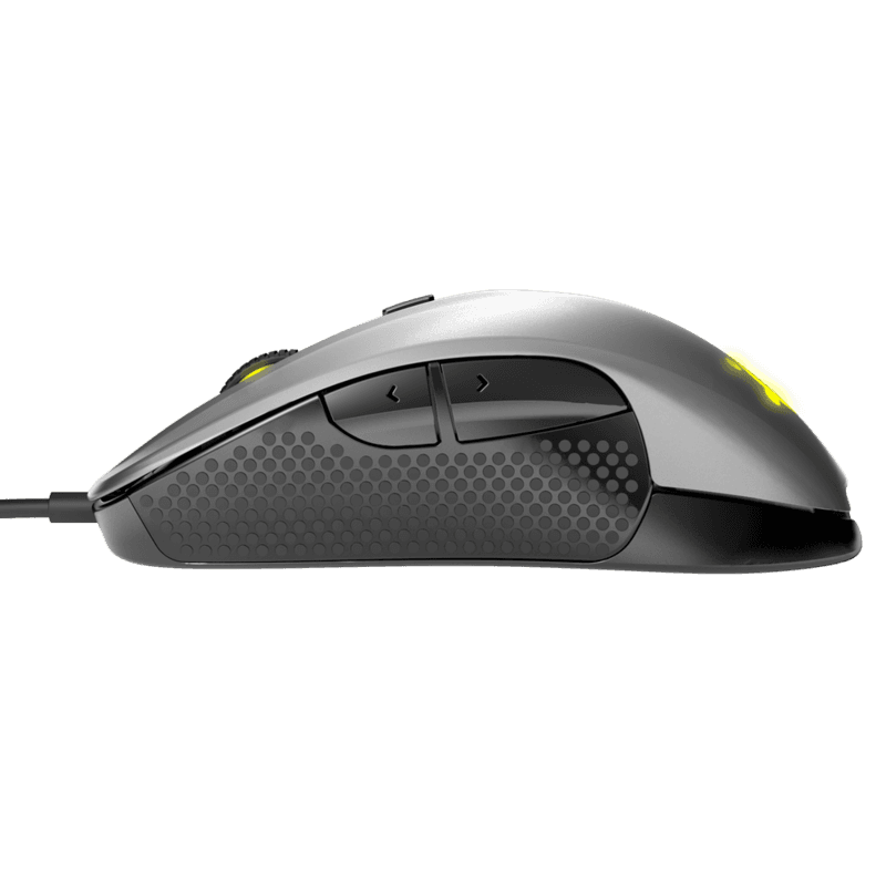 SteelSeries Rival 300 Silver - фото 4