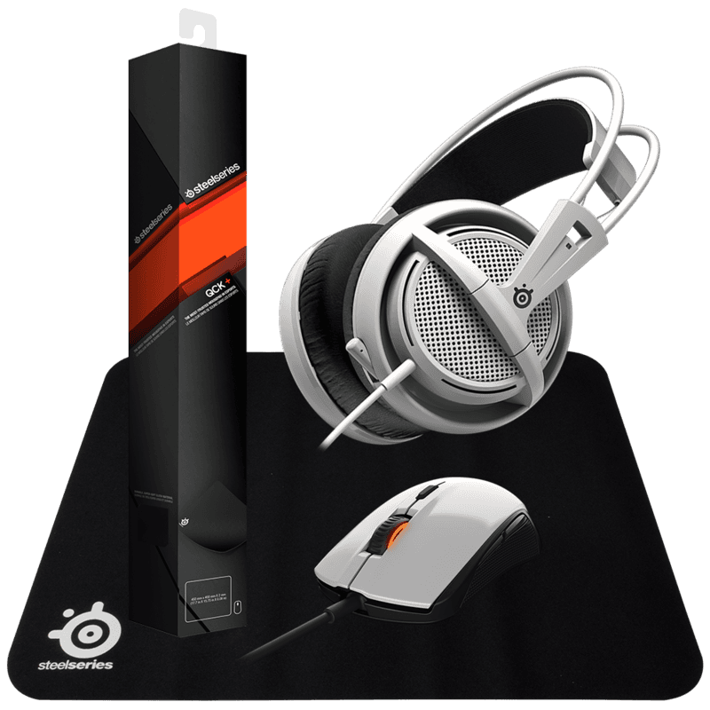 SteelSeries White - фото 2