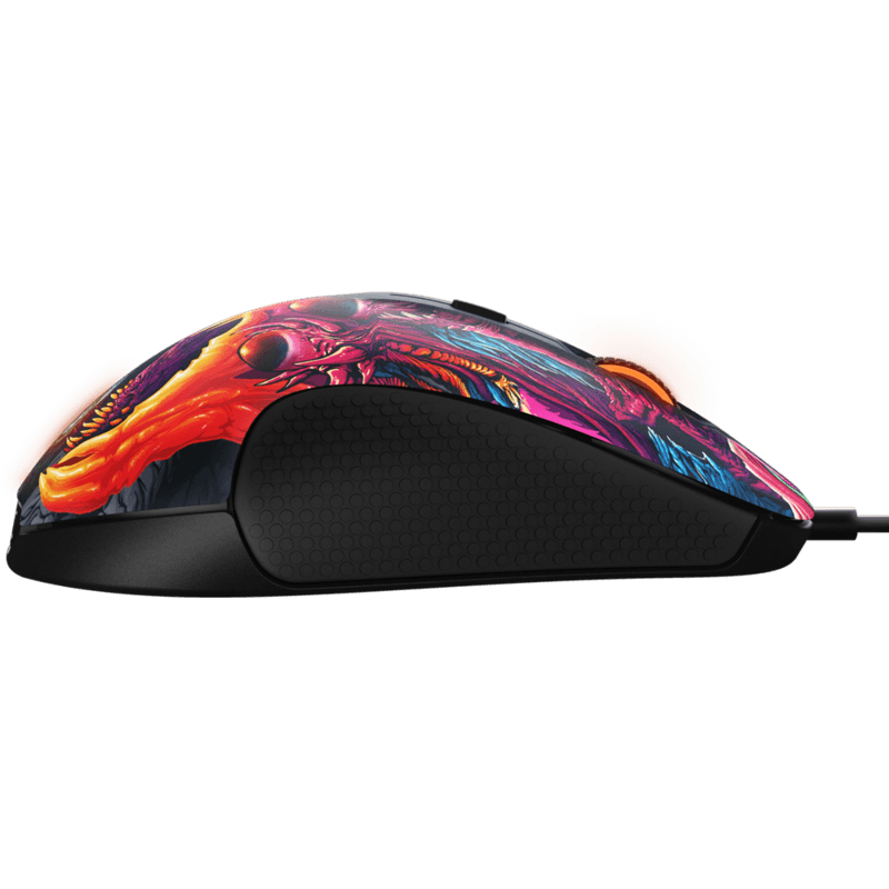 SteelSeries Rival 300 CS:GO Hyper Beast Edition - фото 5