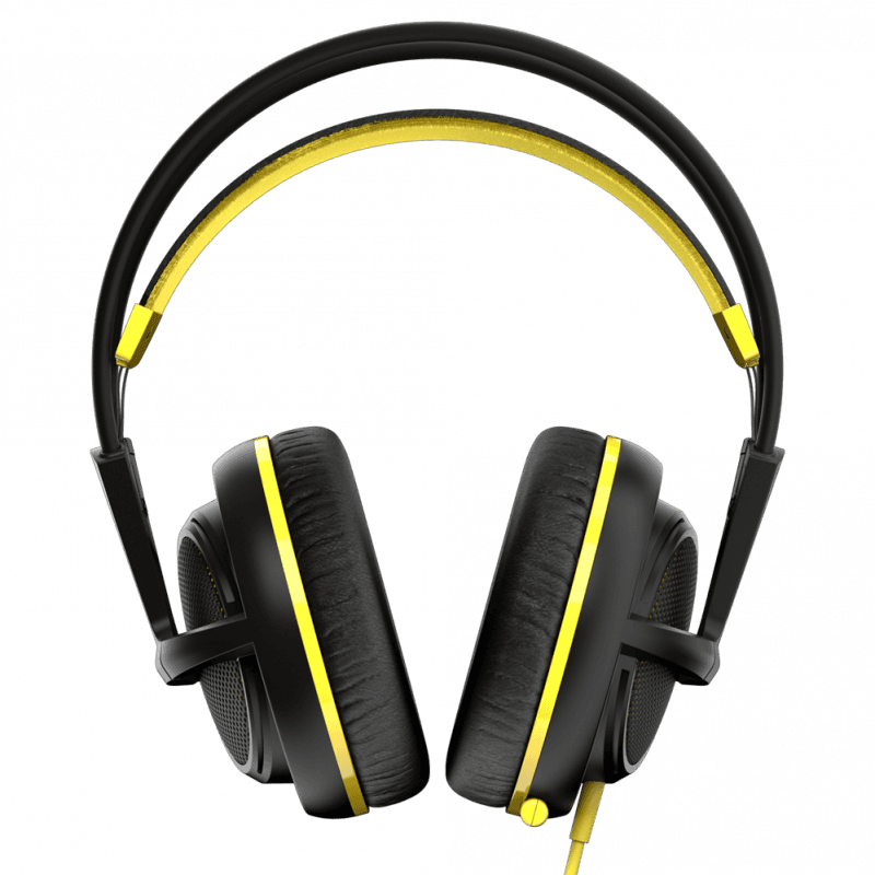 SteelSeries Siberia 200 Proton Yellow - фото 3