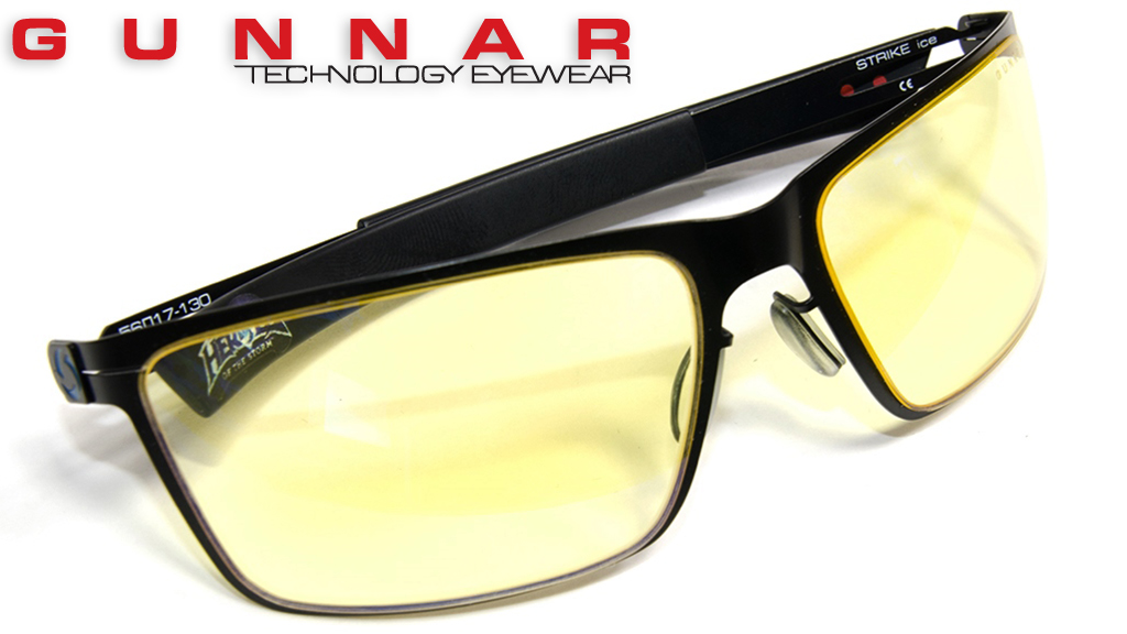 Обзор Gunnar Blizzard Strike Ice