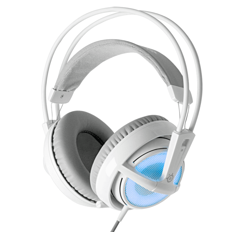 Наушники SteelSeries Siberia v2 Frost Blue - фото 1