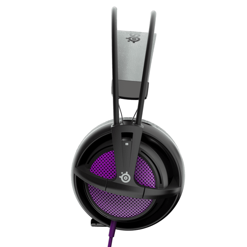 Наушники SteelSeries Siberia 200 Sakura Purple - фото 4