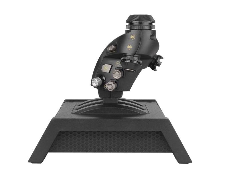 Get the best simulation experience with the mad catz saitek pro flight x65f control system includes a joy stick