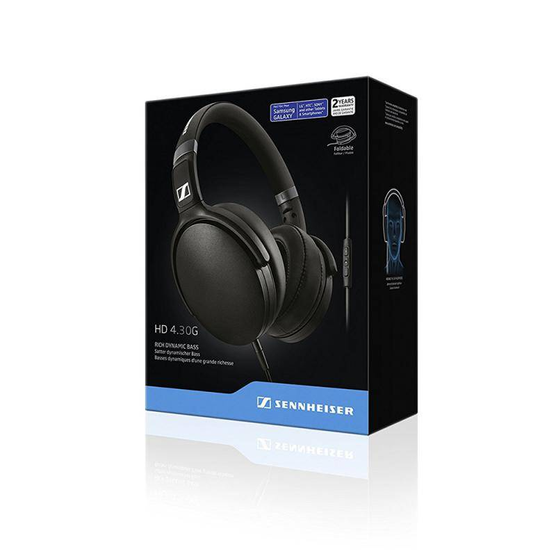 Наушники Sennheiser HD 4.30G Black - фото 6