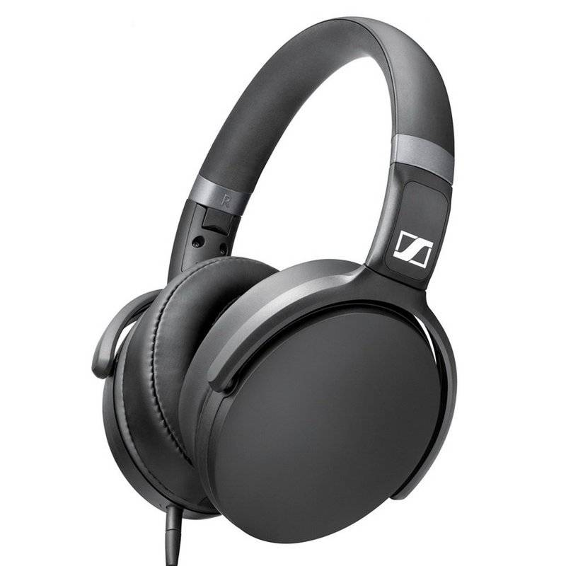 Наушники Sennheiser HD 4.30G Black - фото 1